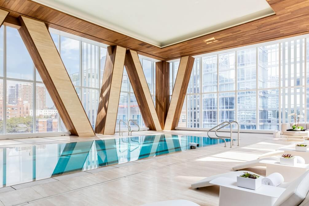 New York's 11 Most Luxurious Indoor Pools