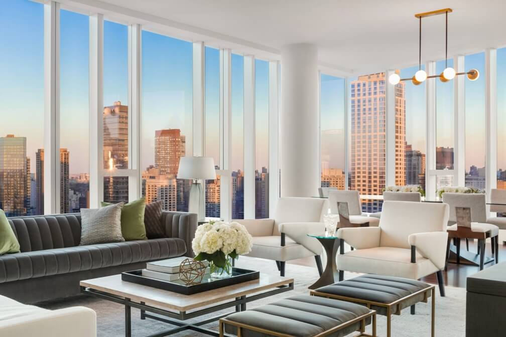 """Bruce Willis Is """"Downsizing"""" With This Stunning $7.9 Million Upper West Size Condo"""